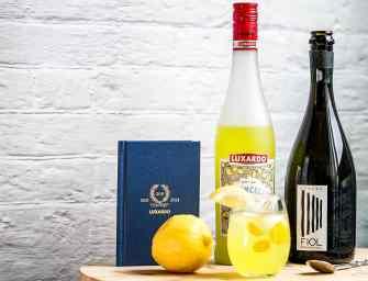 Celebrating National Spritz Day With A Luxardo Limoncello Spritz