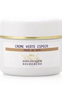 Crème Verte Espoir o crema verte espoir biologique recherche