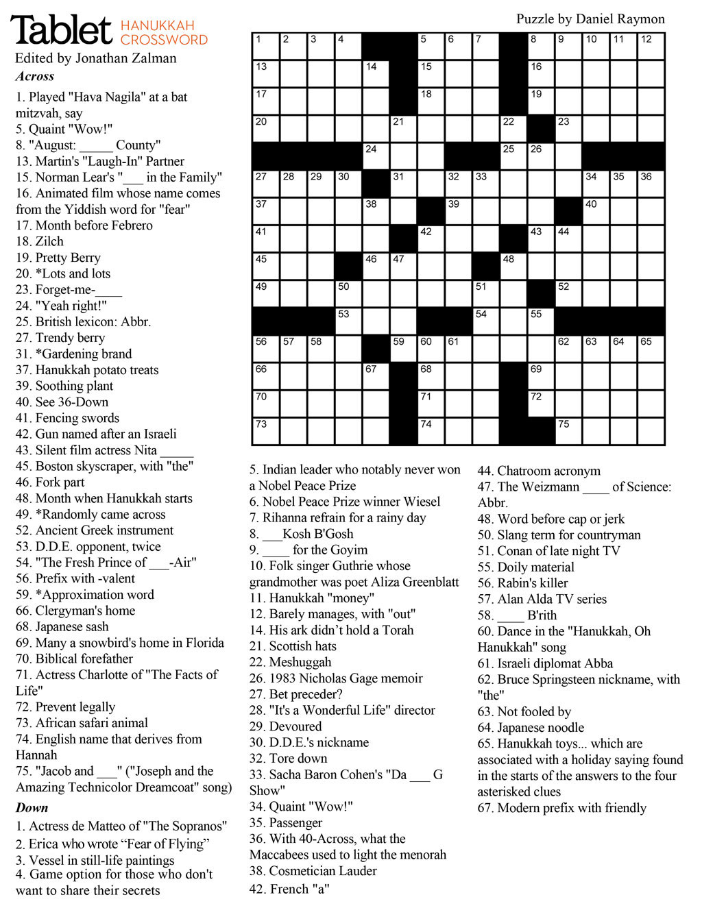 Coloring Coloring Free Large Print Crosswords Easy For