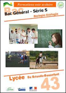 image plaquette Bac S