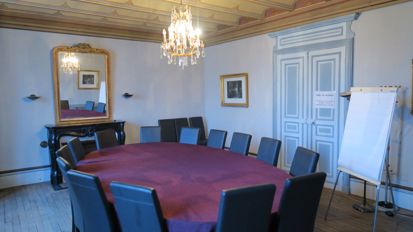 Maison Courty - Salle du développement