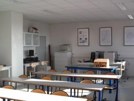 Salle architecture & contruction - Site Diderot