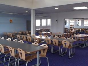 Salle de restauration - Site Diderot