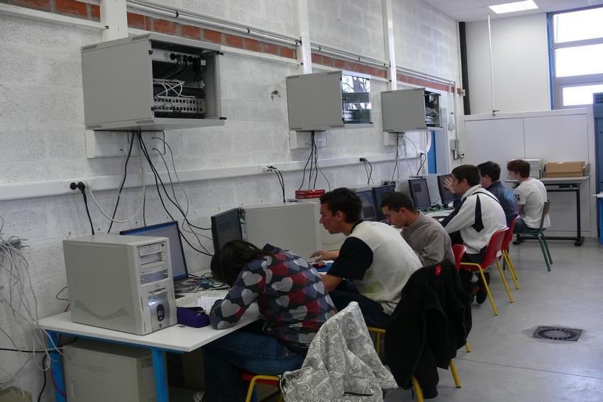 Configuration et administration de réseau informatique