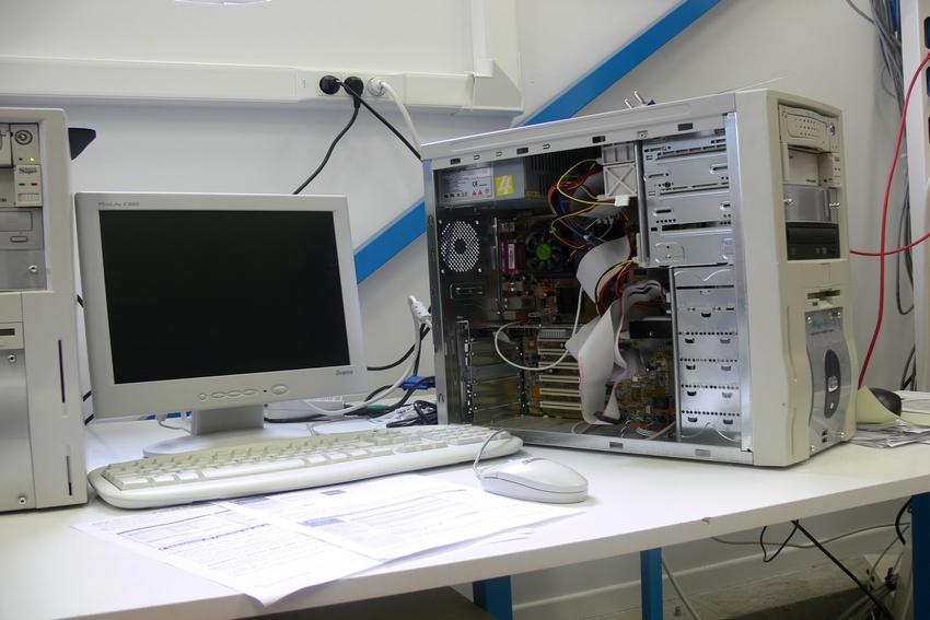 Assemblage et configuration de matériel informatique