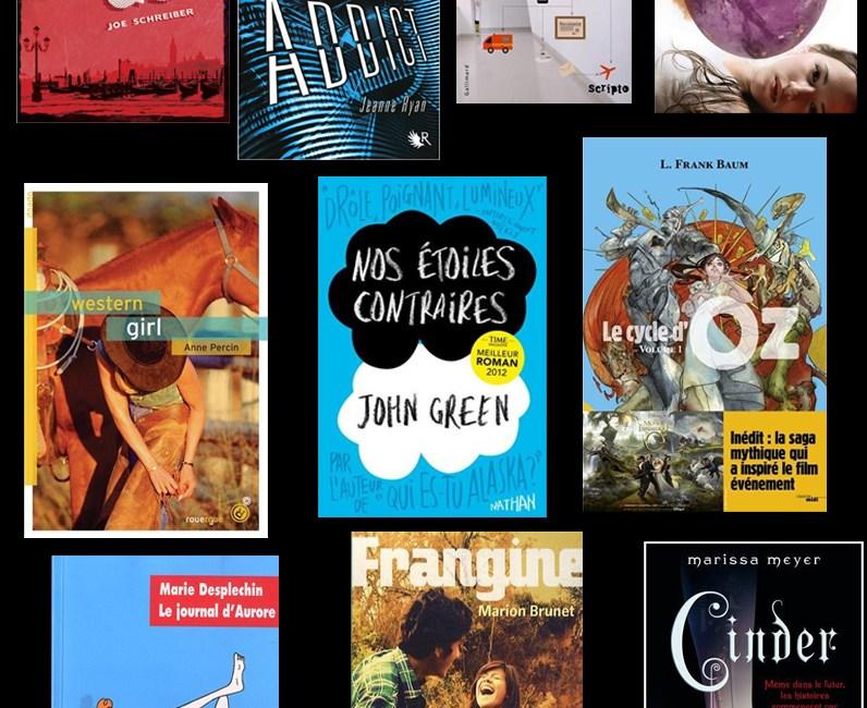 Exposition «Comment sont-faits les livres ?» au CDI