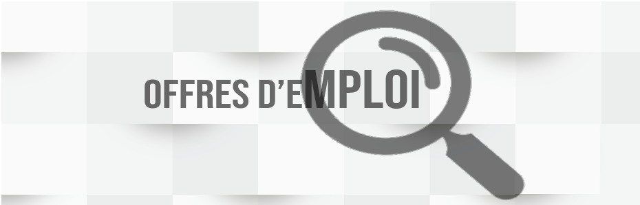 Offres d'emploi du 07 novembre 2018