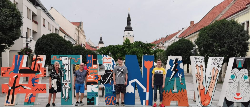 Mobilité en Slovaquie en PFMP pour 2 élèves de BTS Europlastics