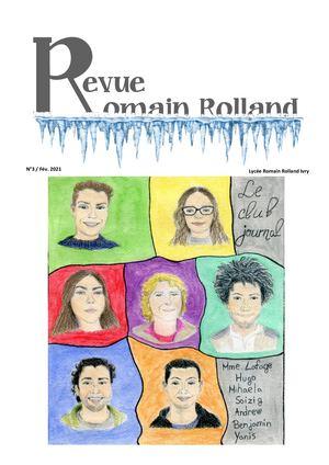 Revue Romain Rolland – Février 2021