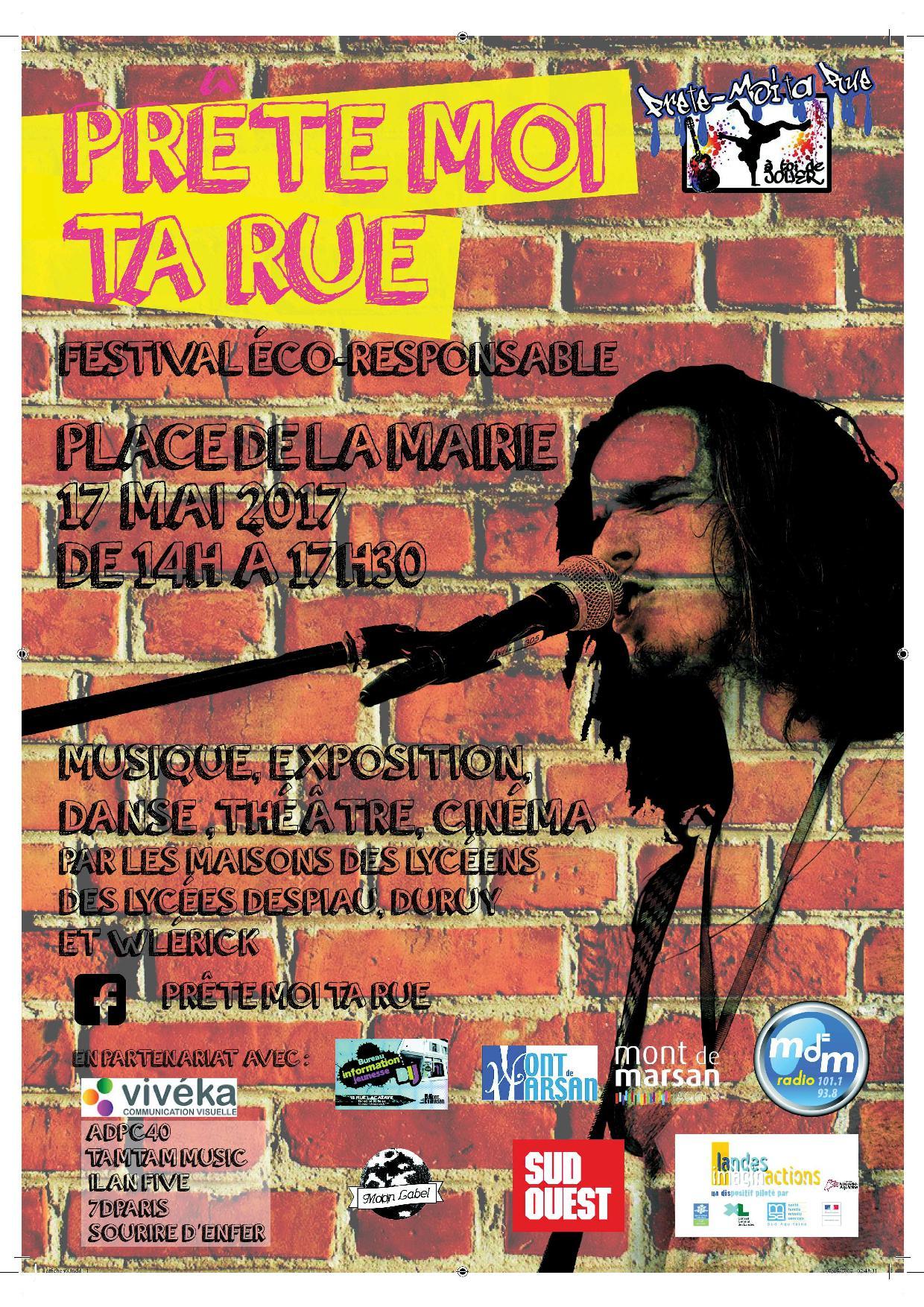 Tam Tam Mont De Marsan : marsan, Prête, Lycée, Victor, Duruy