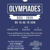 Olympiades OSUI 2020