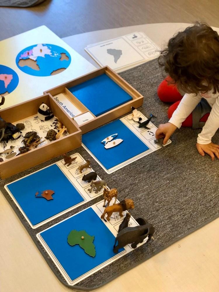 école athena maternelle montessori Orry la ville