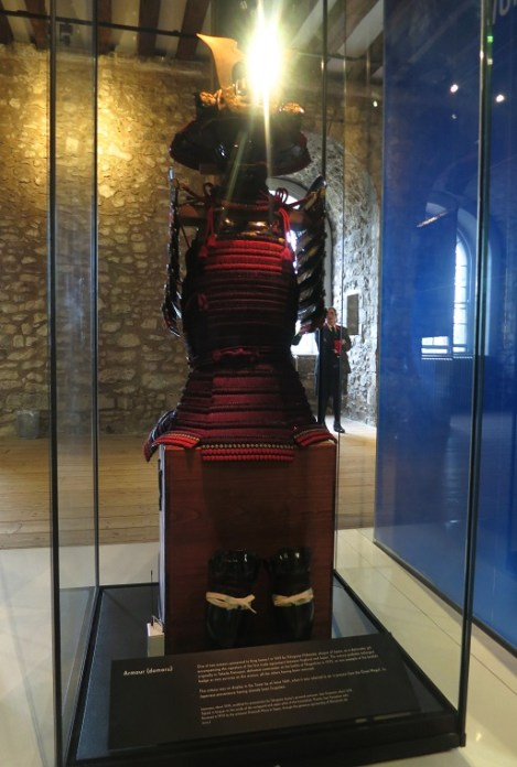 Tower of London Japanese Armour