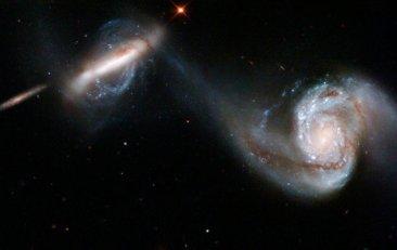 arp87 galaksisi