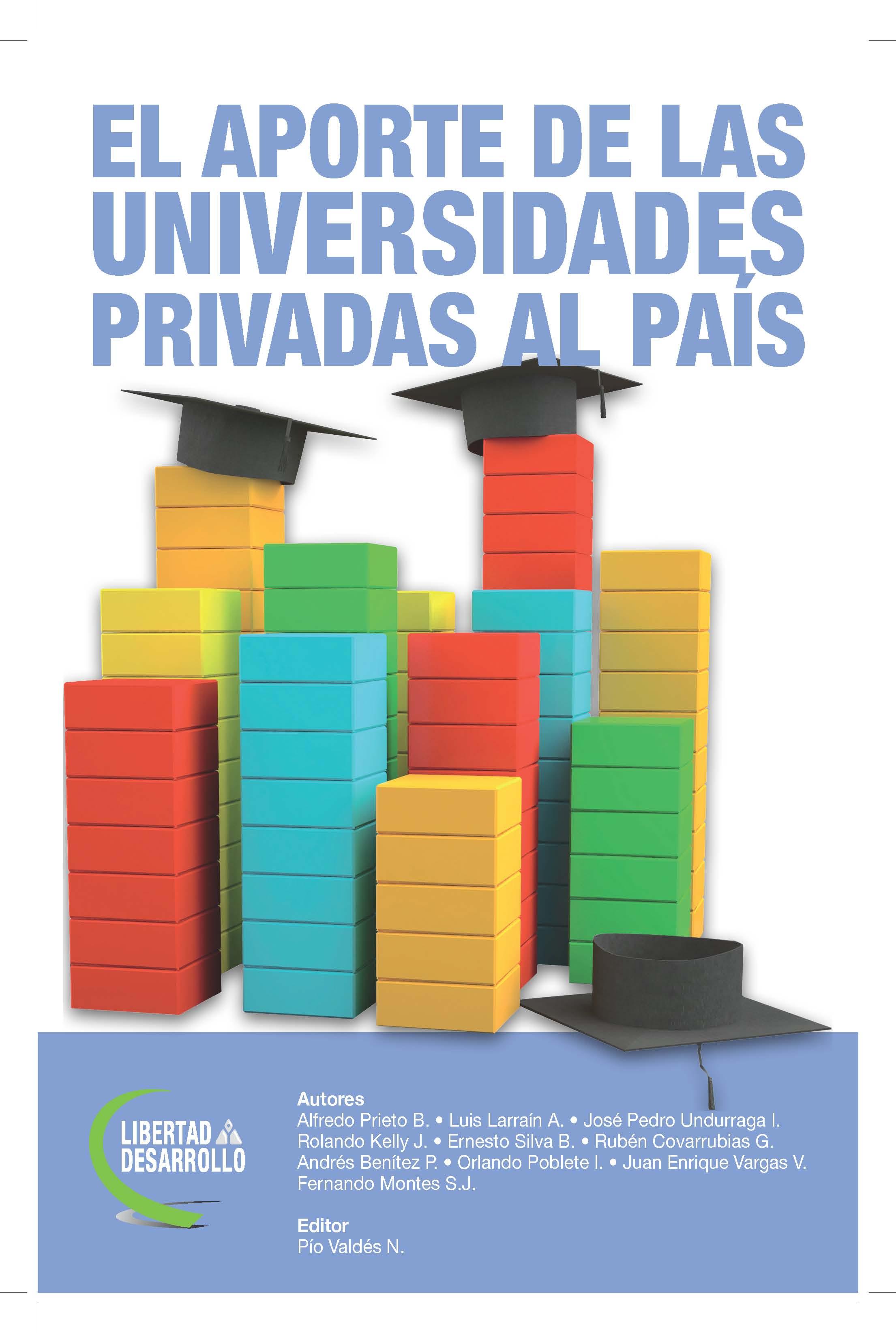 EL APORTE DE LAS UNIVERSIDADES PRIVADAS AL PAIS  Libertad