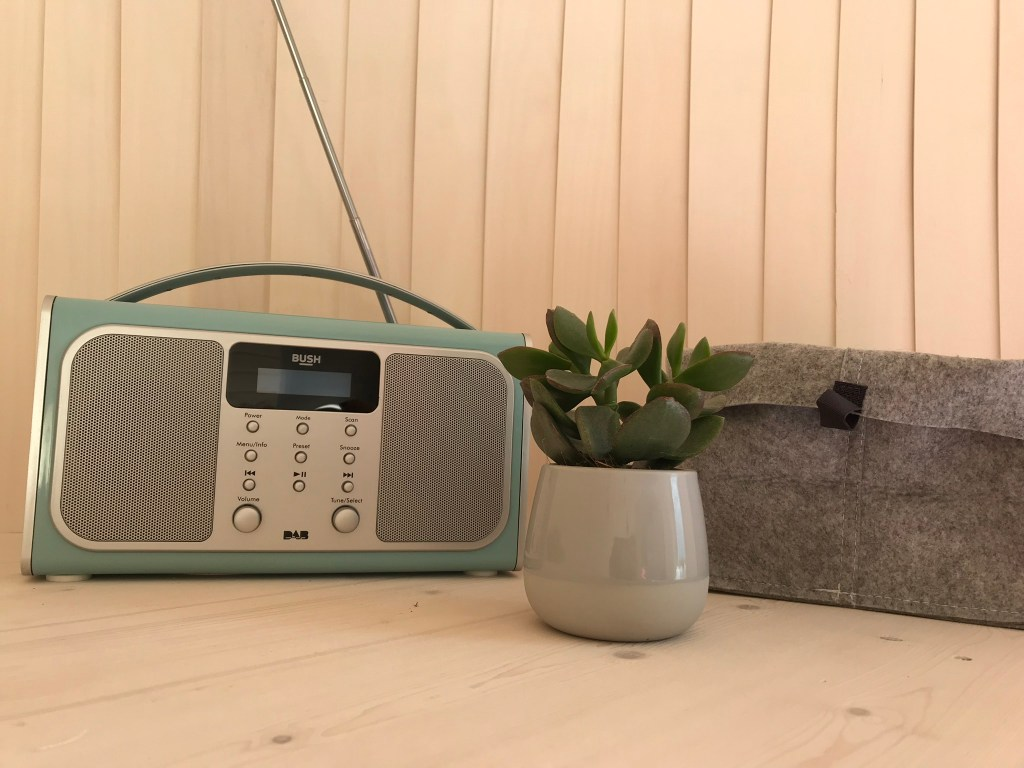 Bluetooth DAB radio