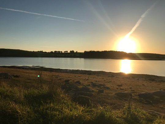 Siblyback Lake, 20 mins drive - great for cycling, walking, water sports