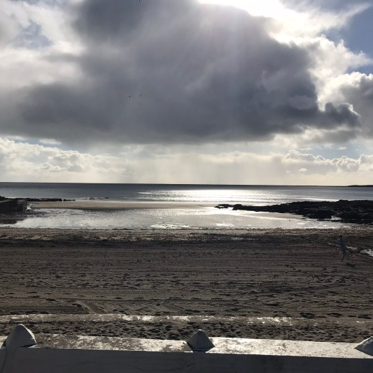Millendreath beach