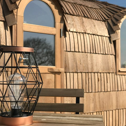 Beautiful Iglucraft cabins