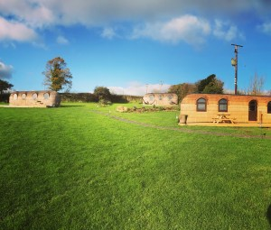 Sole Occupancy Lydcott Glamping Cornwall