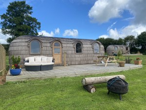 The Pasty Lydcott Glamping