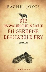 Die unwahrscheinliche Pilgerreise des Harold Fry - Cover