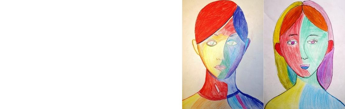 retrato en educacion primaria Lydia Comas