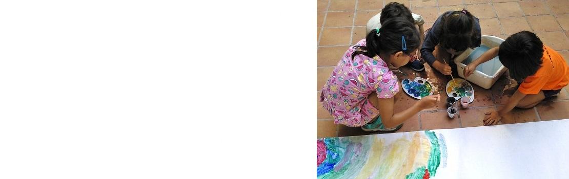 taller de verano de pintura
