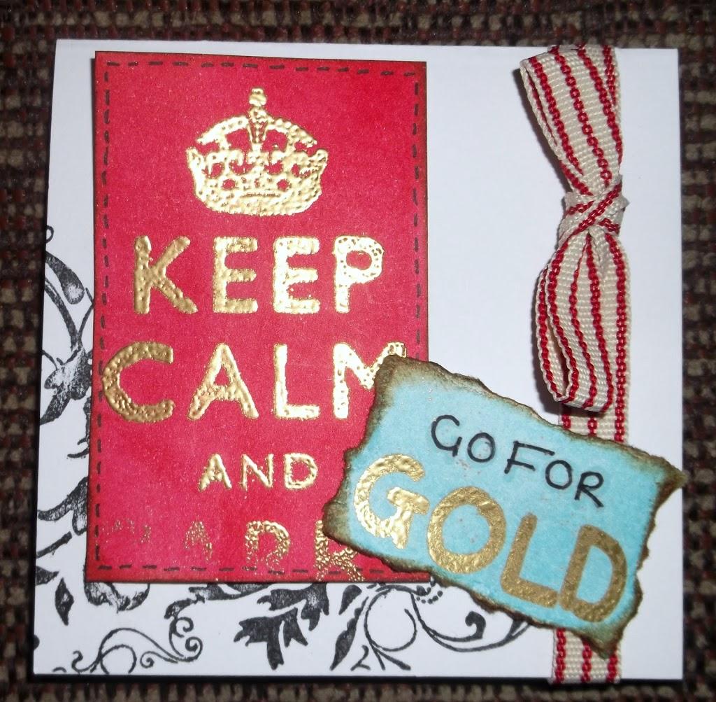 Lydia Evans - Keep Calm & Merry Christmas