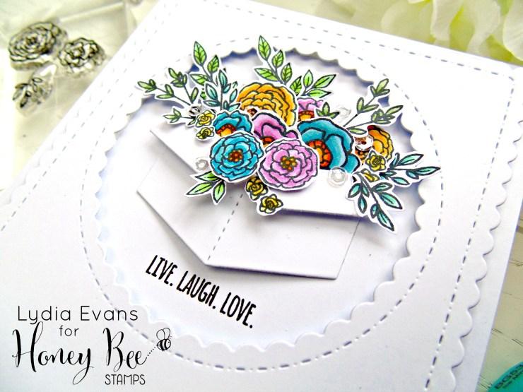Lydia Evans- Honey Bee Country Wreath_2