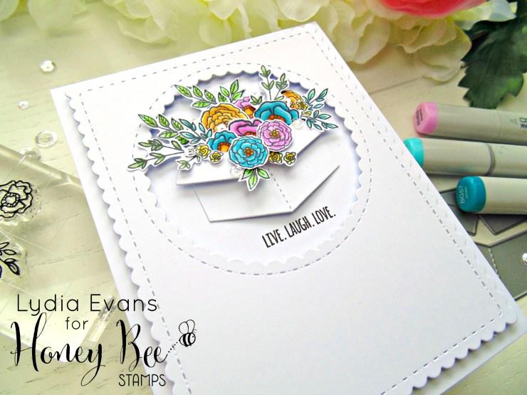 Lydia Evans- Honey Bee Country Wreath_4