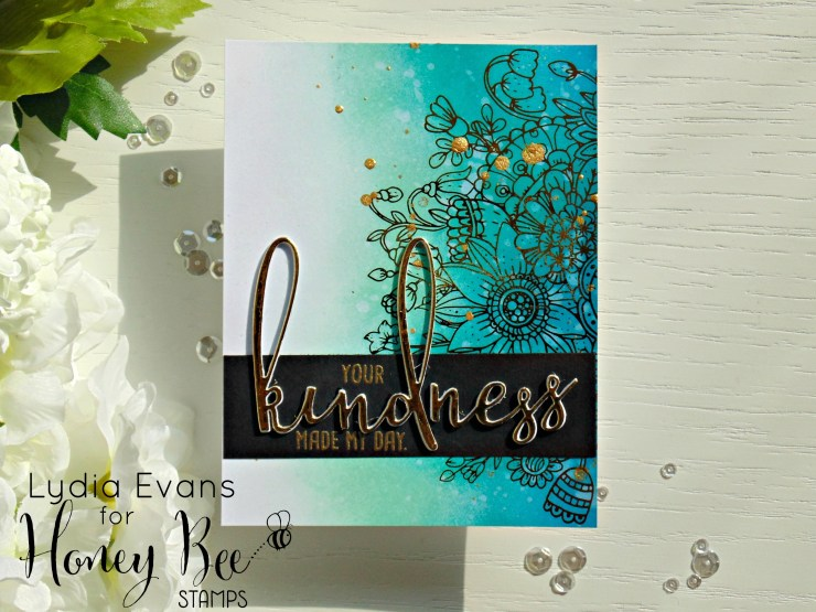 Honey Bee Zen Bouquet Kindness_8