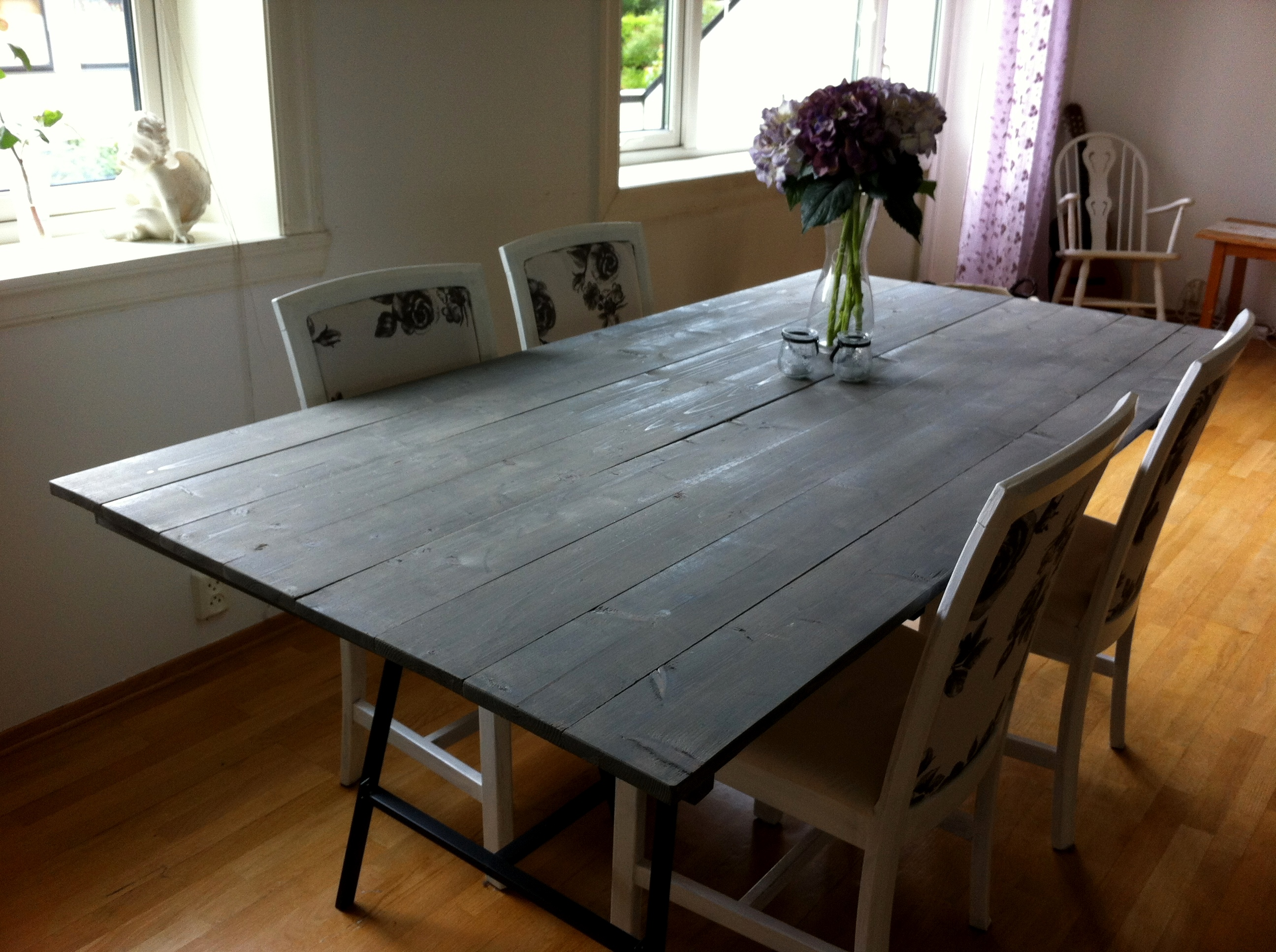 diy kitchen tables knife dining table