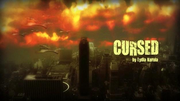 Cursed by Lydia Kurnia