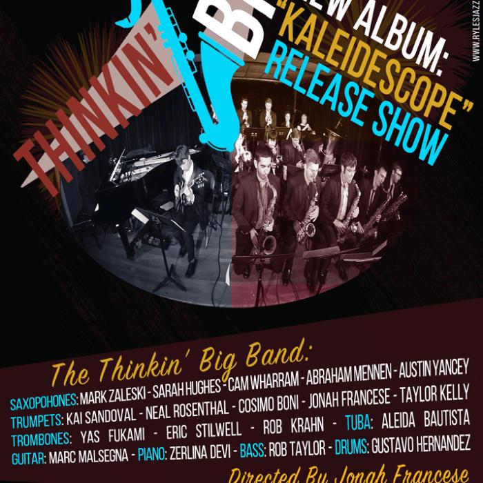 Thinkin' Big Band 3/20/15