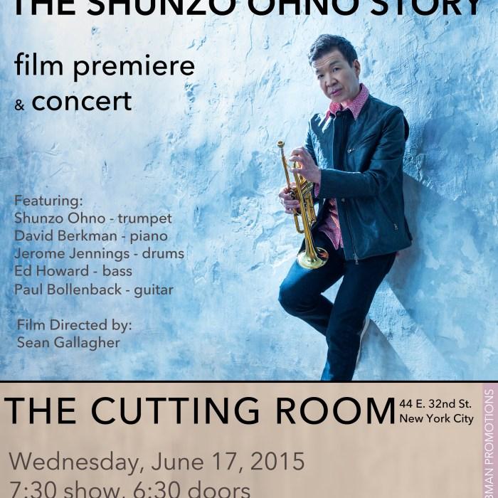 Shunzo Ohno 6/17/15
