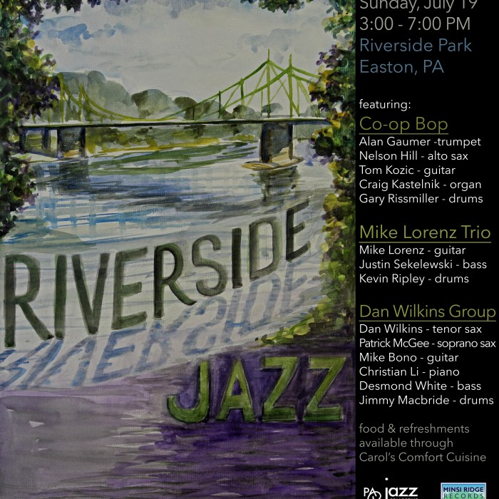Riverside Jazz 7/19/15