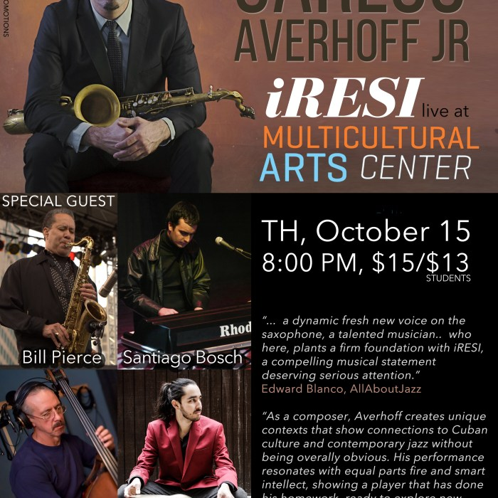 Carlos Averhoff 10/15/15