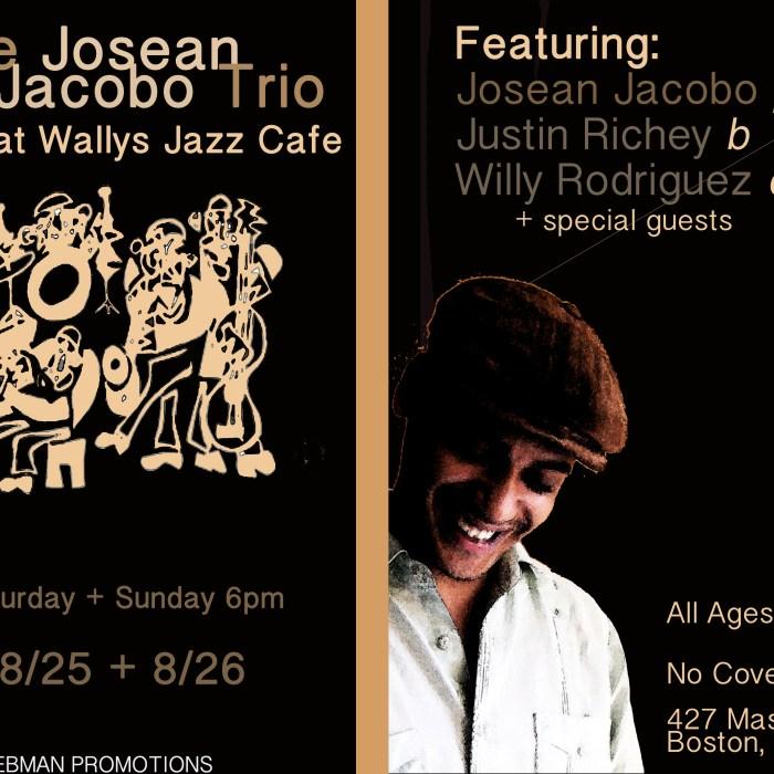 Josean Jacobo Trio 8/25/12