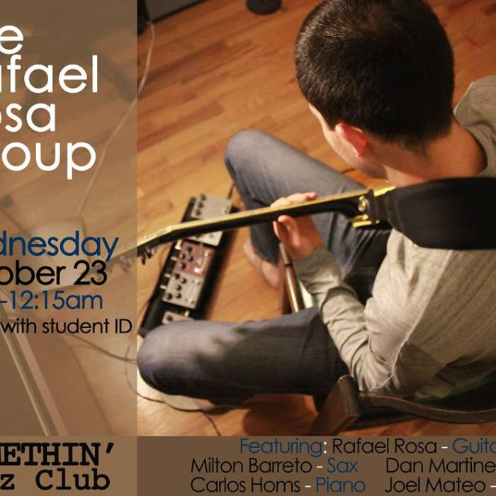 Rafael Rosa Group 10/23/13