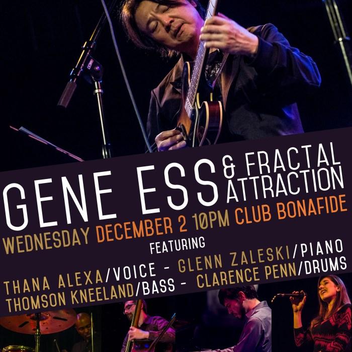 Gene Ess 10/2/15