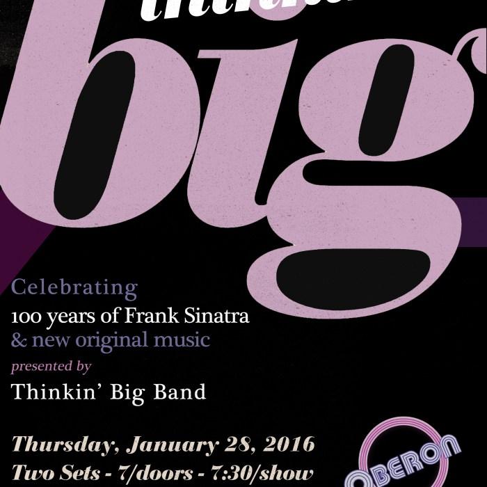 Thinkin' Big 1/28/16