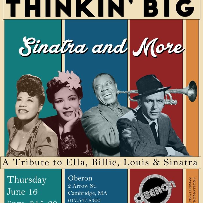 Thinkin Big', 6/16/16, Oberon