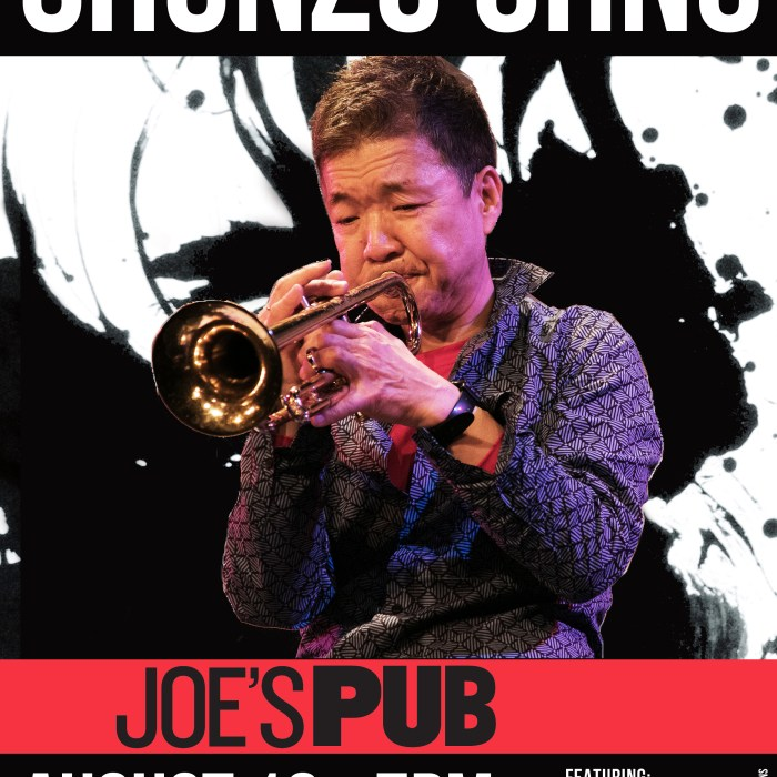 Shunzo Ohno, Joe's Pub, 8/13/16