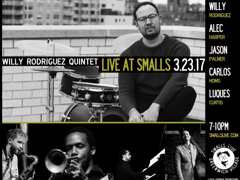 Willy Rodriguez, 3/23/17, Smalls