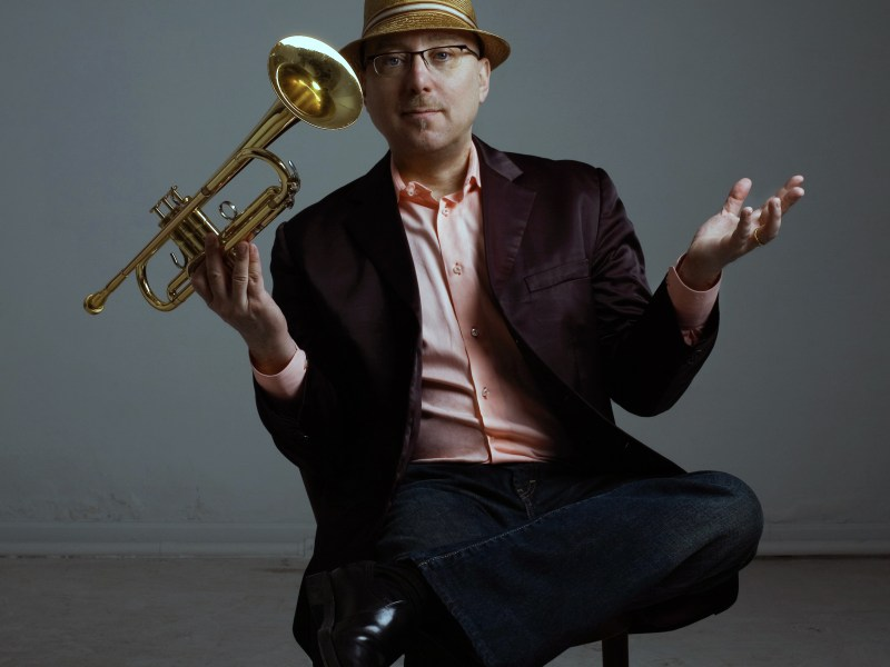 FEATURE: Miami Trumpeter Brian Lynch Up For Two Grammys / WLRN