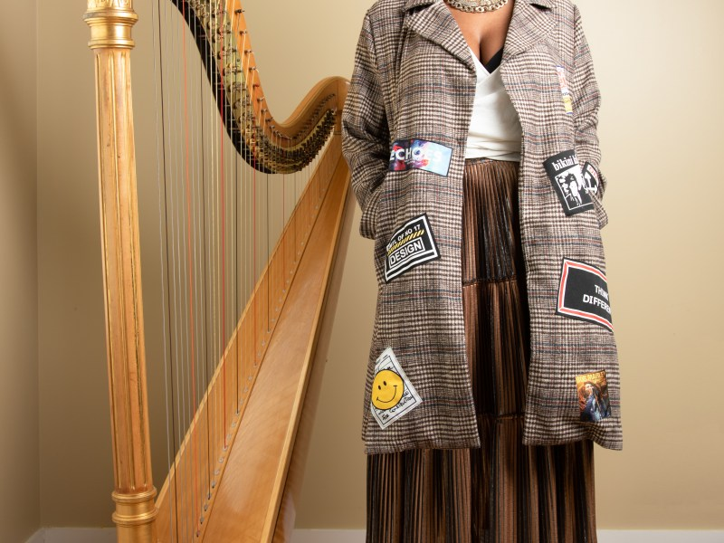 REVIEW: A Catchy New Album and an Uptown Show by Cutting Edge Jazz Harpist Brandee Younger by New York Music Daily