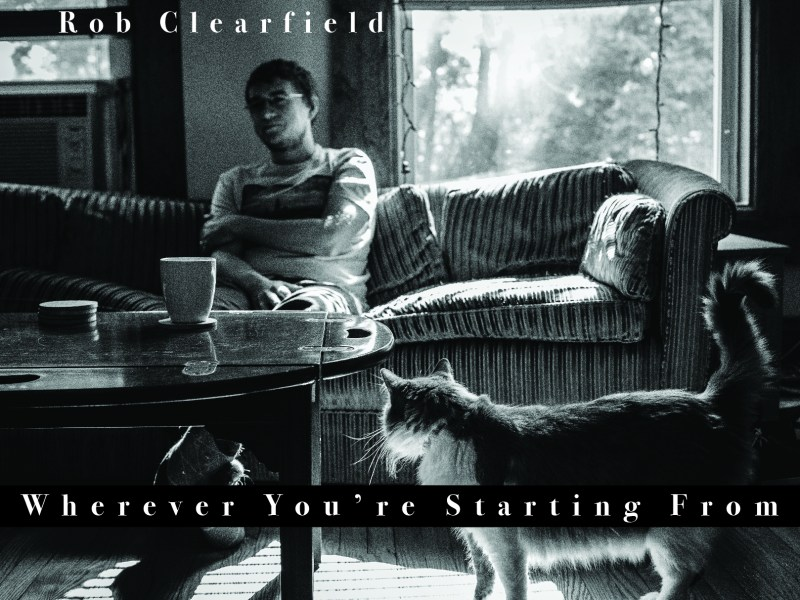 "ArtsJournal Reviews Rob Clearfield's ""Wherever You're Starting From"""