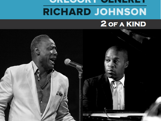 "REVIEW: All About Jazz Reviews Gregory Generet & Richard Johnson's ""2 Of A Kind"""