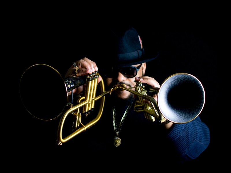 """NEW RELEASE: Trumpeter Gil Defay Announces Debut Album """"It's All Love"""" – Out November 1st, 2018"""